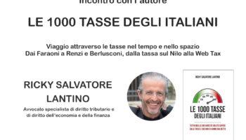 Le 1000 Tasse degli italiani
